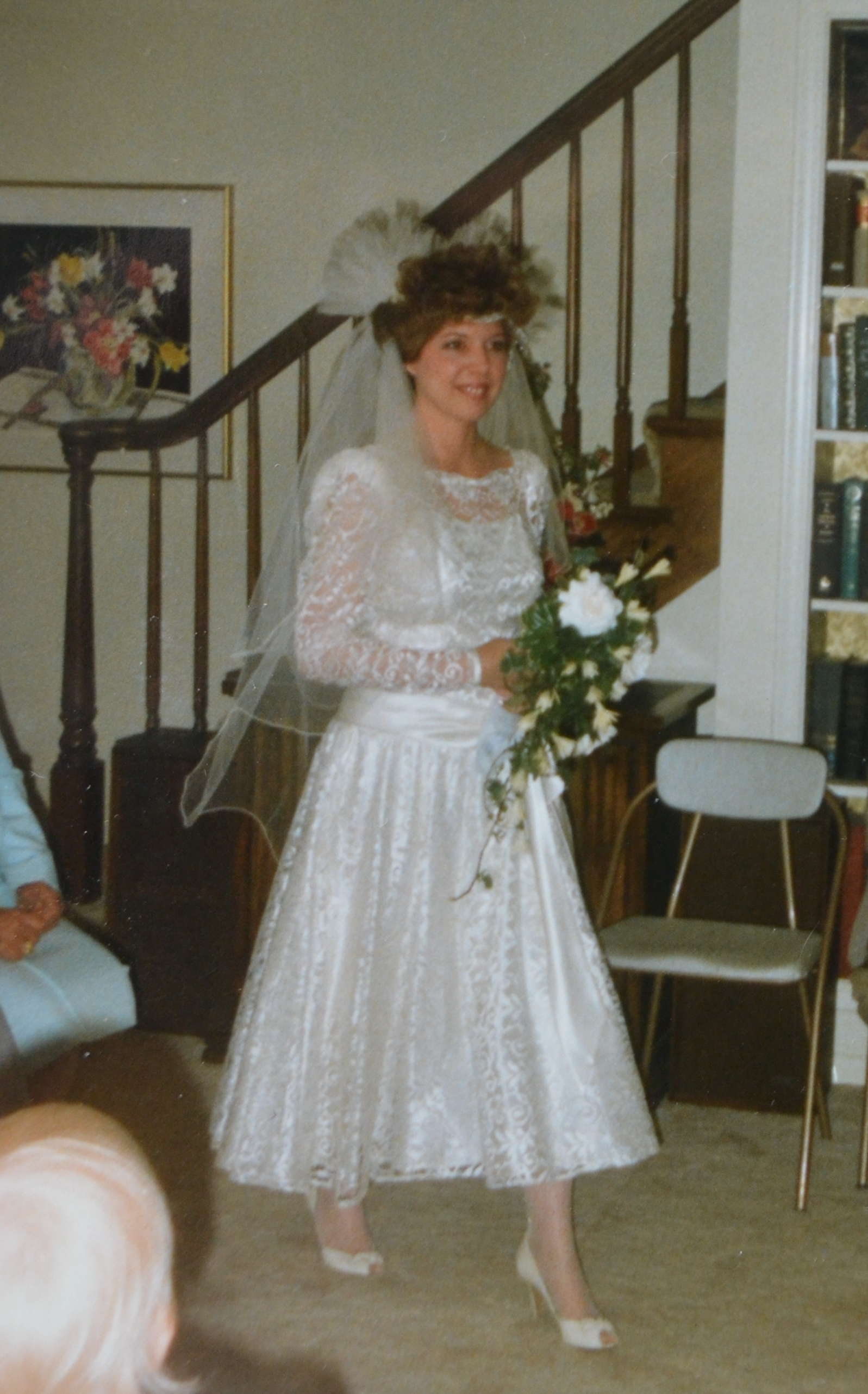 Wedding Dress Make Over – 28th Anniversary Edition | sewing forward